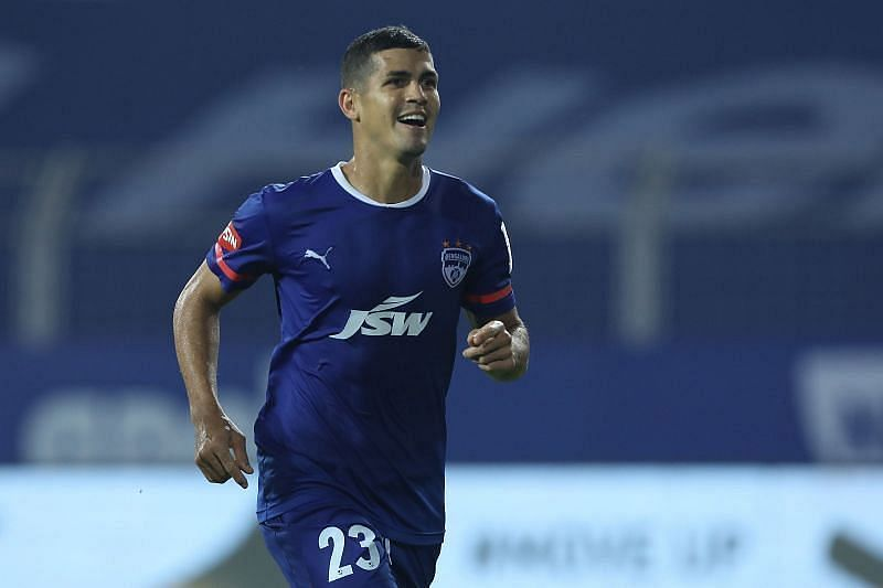 Cleiton Silva is the top scoring player for the Bengaluru FC side (Courtesy - ISL)