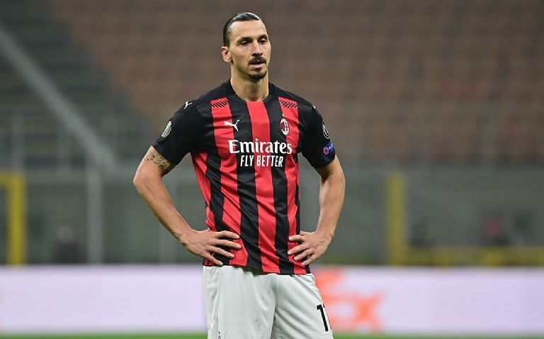 No luck for Ibra tonight who lost to his rivals again