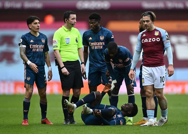 Aston Villa v Arsenal - Premier League