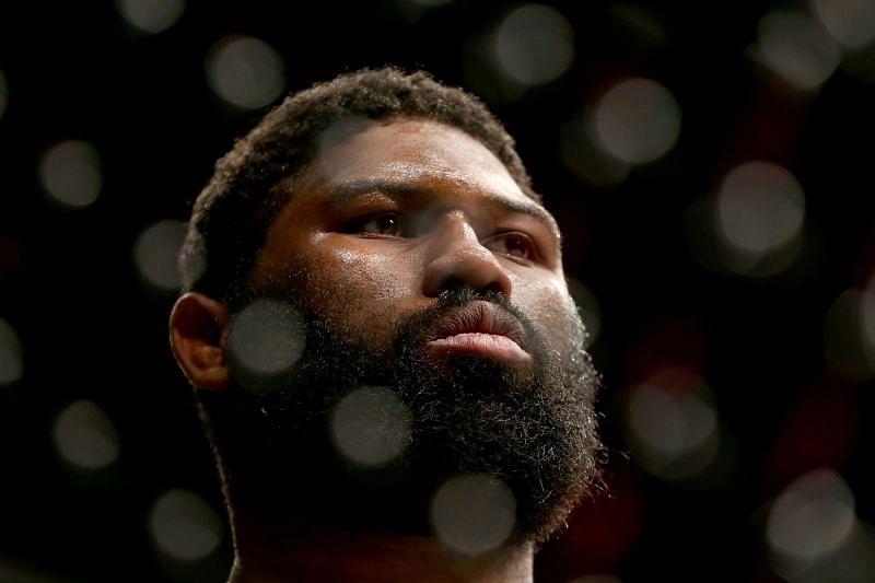 UFC 217: Oleinik v Blaydes