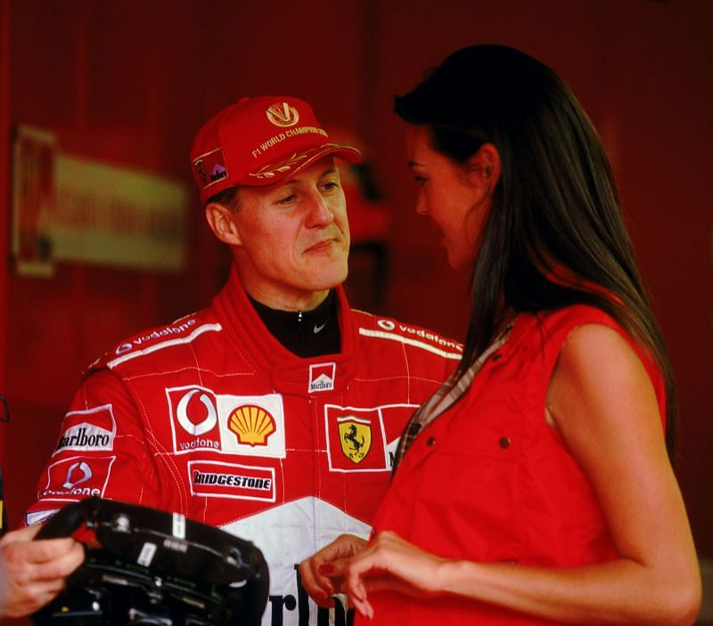 Michael Schumacher became a polarizing figure in Formula One Photo: Clive Mason/Getty Images