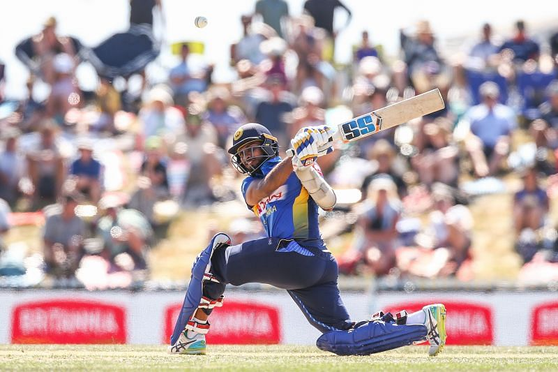 Dasun Shanaka will lead Sri Lanka in T20 format