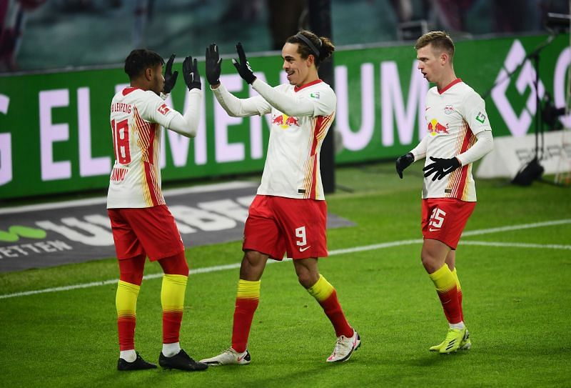 RB Leipzig travel to the German capital to face Hertha BSC