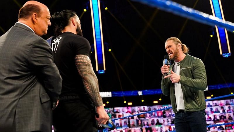 Did Edge reveal his WrestleMania 37 plans on this week