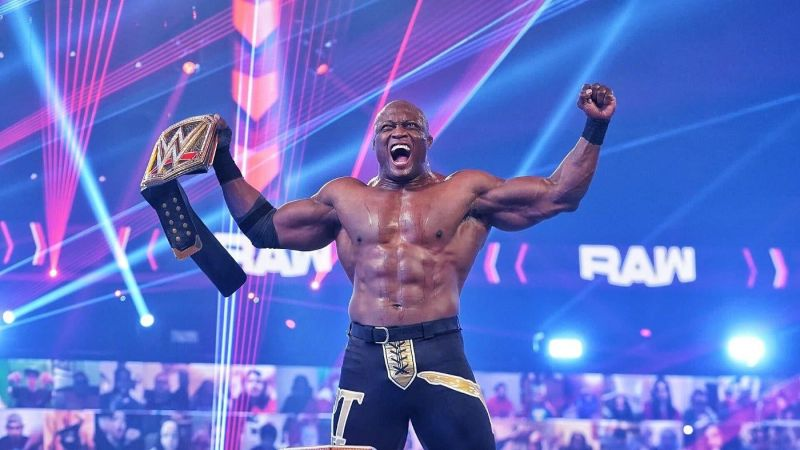 Bobby Lashley will be challenging for the WWE Title