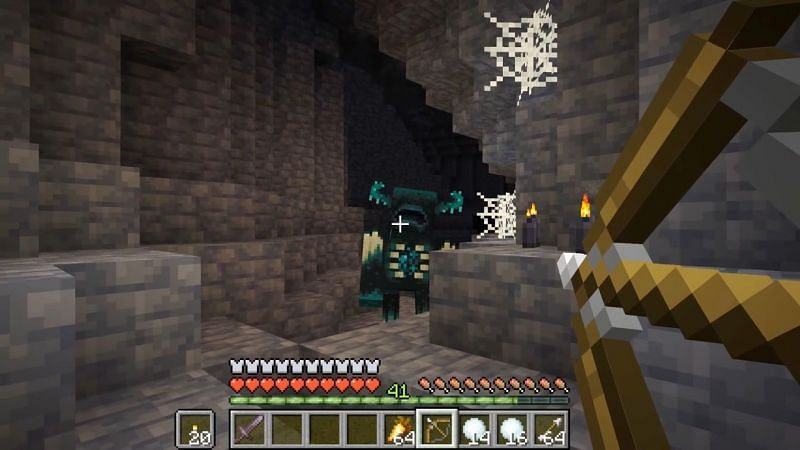 Mobs in Minecraft Caves