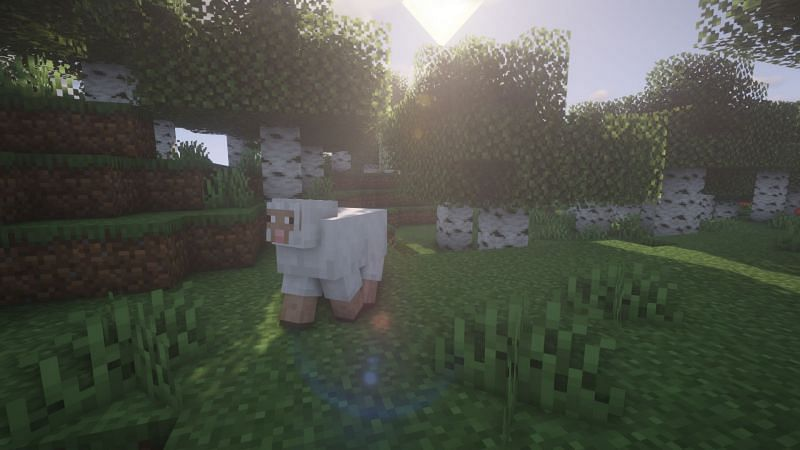 Hey pal! (Image via Minecraft)