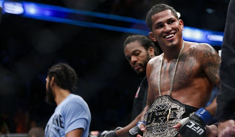 Anthony Pettis is a former UFC lightweight champion