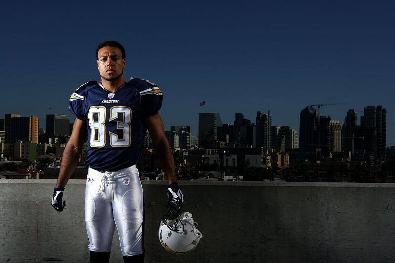 Vincent Jackson former San Diego Chargers WR