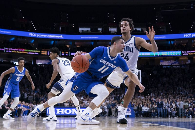 The Villanova Wildcats and the Creighton Bluejays will face off at the CHI Health Center on Saturday even