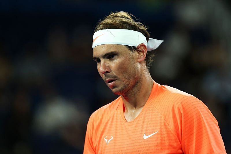 Rafael Nadal, too, has injury concerns