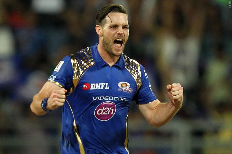 Mitchell McClenaghan achieved cult status amongst the Mumbai fans