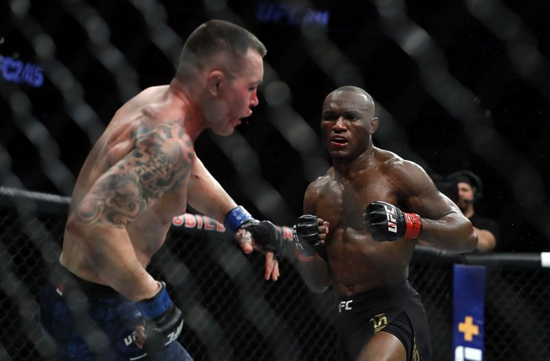 Kamaru Usman has finished two of his three UFC Welterweight title defenses in violent fashion.