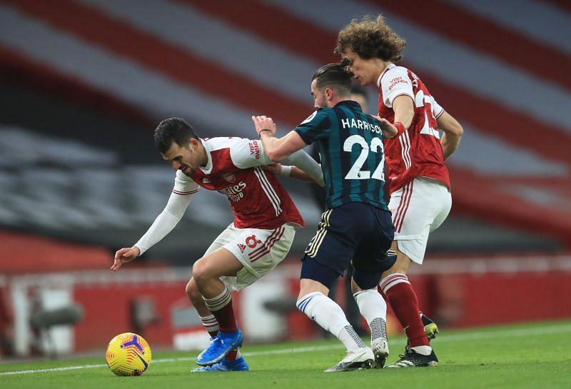 Arsenal vs Leeds United - Premier League