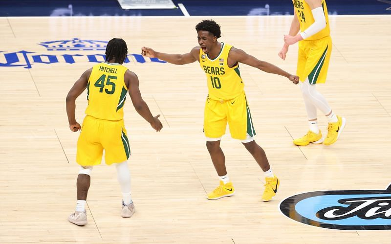 The Baylor Bears hold a 17-0 record this season
