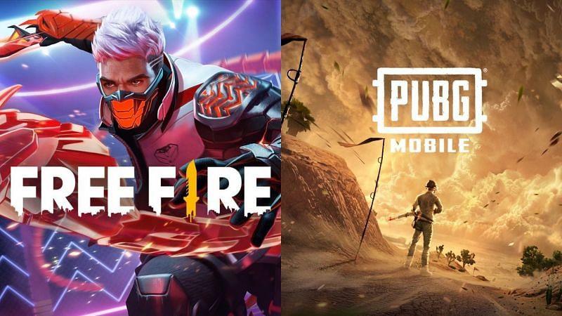 Free Fire vs PUBG Mobile: Comparing Clash Squad and TDM modes