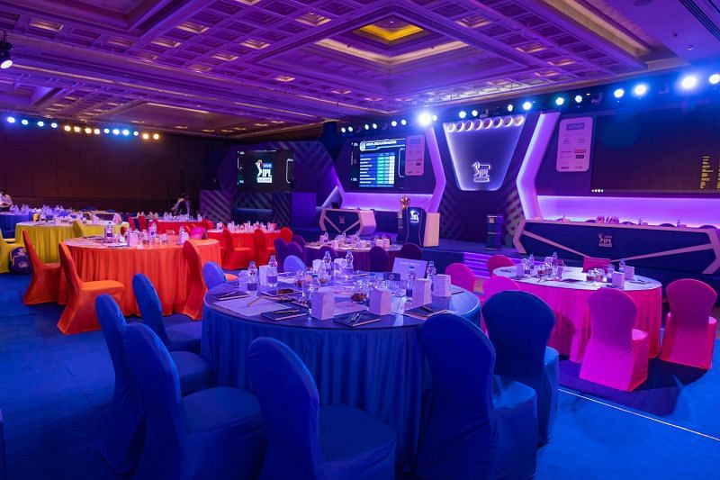 The IPL 2021 player auction took place in Chennai on Thursday (February 18)