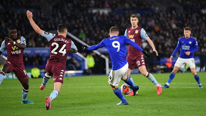 Leicester City take on Aston Villa this weekend