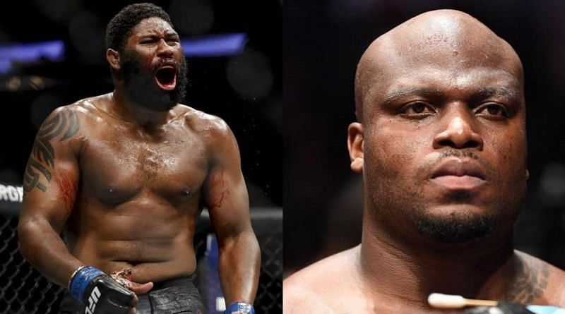 Curtis Blaydes (left); Derrick Lewis (right)