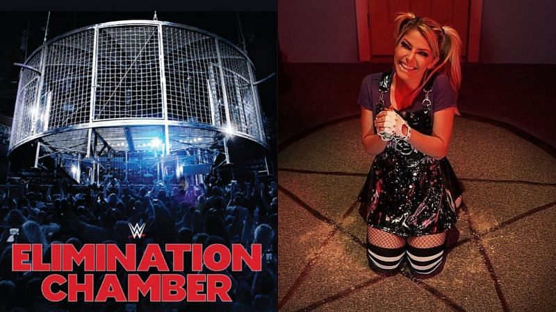 What could be in store for us at Elimination Chamber 2021?