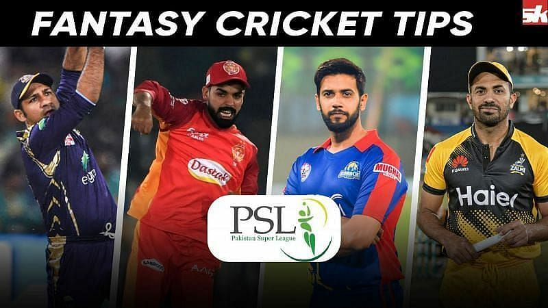 PSL 2021 Dream11 Fantasy Suggestions