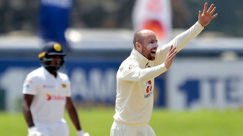 Jack Leach aims to leave a mark on his maiden India tour