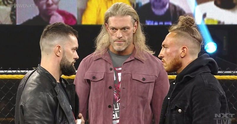 How will Edge factor in the main event scene?