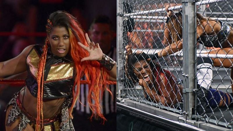 Ember Moon at NXT TakeOver: WarGames 2020