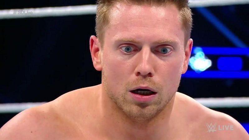 The Miz is the new WWE Champion