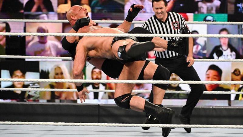 What a way to kick things off at Royal Rumble!