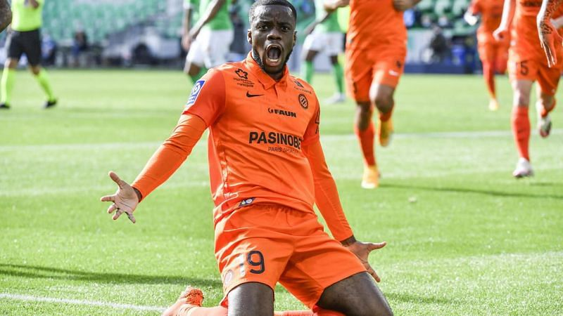 Former Arsenal youngster Stephy Mavididi is making his mark in France with Montpellier.