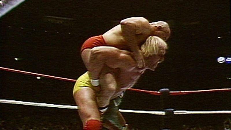 Hulk Hogan won the WWE Championship from The Iron Sheik in 1984