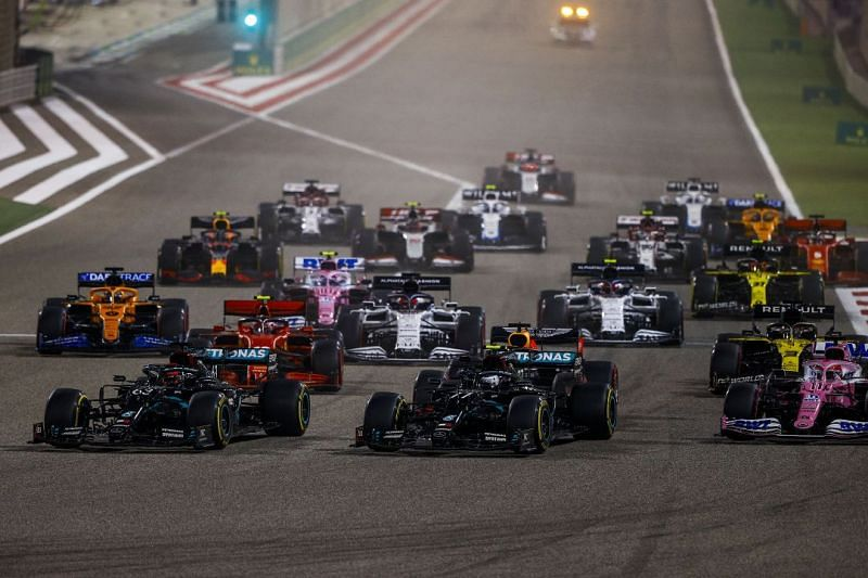 Formula One could feature Sprint Races on Saturday in 2021