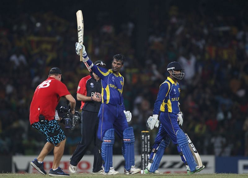Upul Tharanga led Sri Lanka multiple times in white-ball cricket