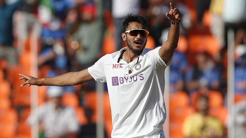 Axar Patel has filled in admirably for Ravindra Jadeja
