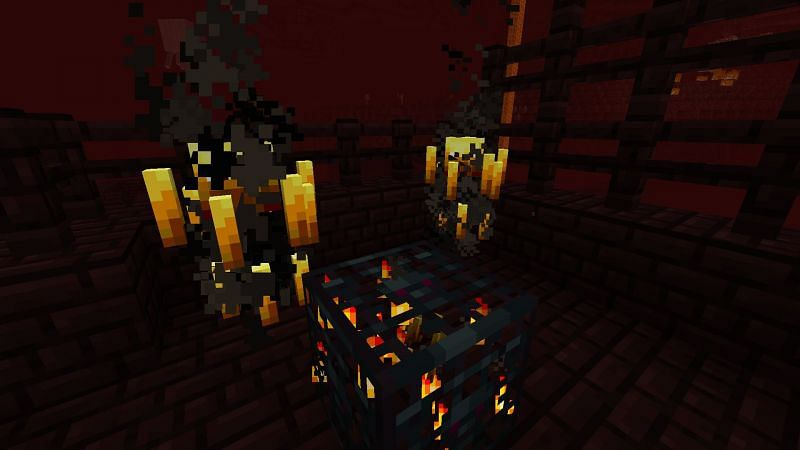 Image via Minecraft Enter caption Image via Minecraft