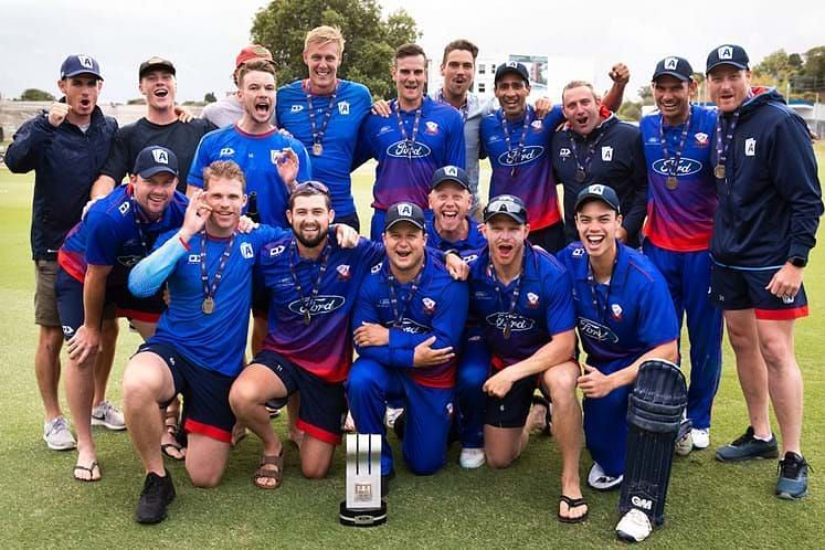 Wellington Firebirds will meet Northern Districts in Match No. 22 of Ford Trophy (Image Source: NZC.nz)