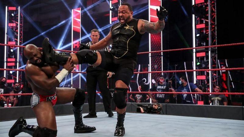 MVP in WWE