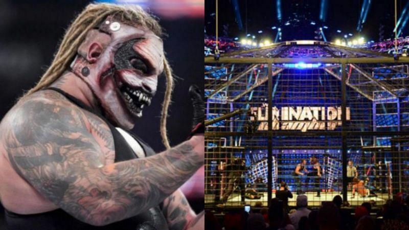 द फीन्ड Elimination Chamber मैच में दखल दे सकते हैं