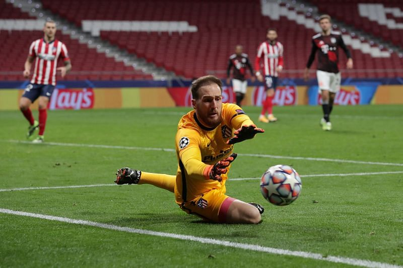 Jan Oblak is one of the best goalkeepers in the world.