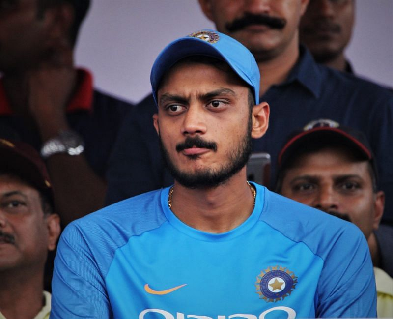 Axar Patel will have a crucial role to play in Chennai