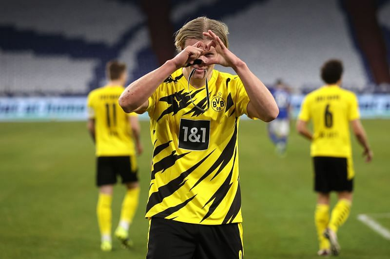 Erling Haaland has been unstoppable for Borussia Dortmund