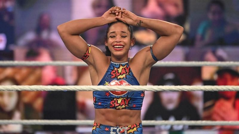 Major Rumored Plans For Bianca Belair Following Royal Rumble Win Vince Mcmahon Triple H Stephanie Mcmahon Exclusive