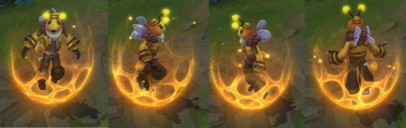 Beezahar in League of Legends (Image via Riot Games)