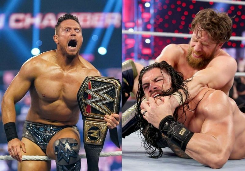 Elimination Chamber ended on a shocking note.