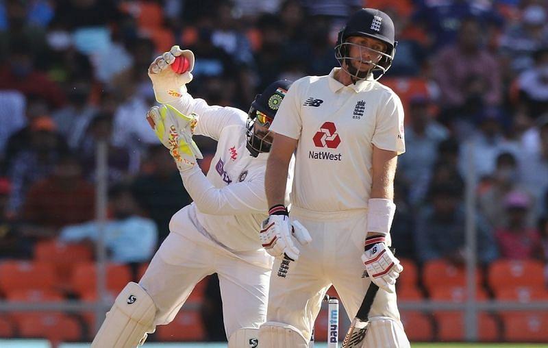 England captain Joe Root. Pic: ECB