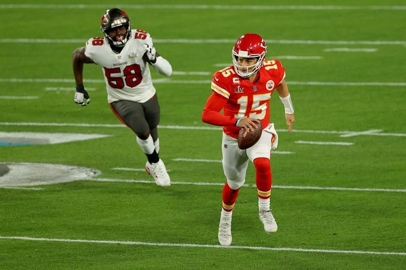The Tampa Bay Buccaneers overcame the Kansas City Chiefs in Super Bowl LV