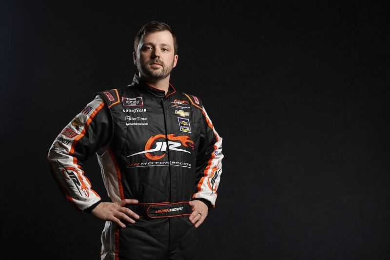 Josh Berry will run 12 races with JR Motorsports in 2021. Photo: Jared C. Tilton / Getty Images