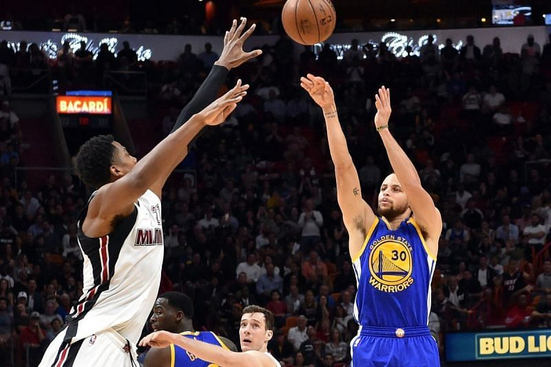 Golden State Warriors vs Miami Heat