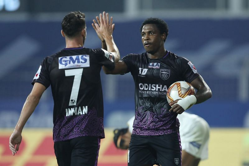 Odisha FC rescued a point against Kerala Blasters FC in their previous game (Image: ISL)